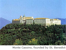 About Benedictines